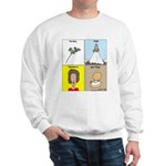 Parsley, Sage, Rosemary and Time Sweatshirt