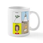 Parsley, Sage, Rosemary and Time Mug
