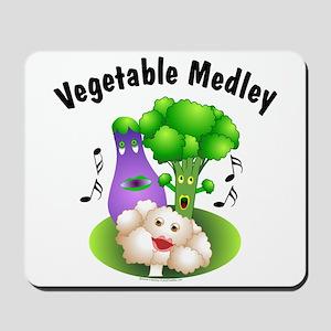 Vegetable Medley Mousepad