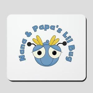 Nana and Papa's Lil Bug Mousepad