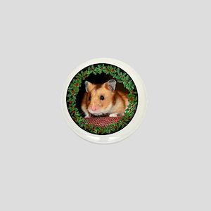RoundHamster6 Mini Button