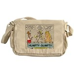 Humpty Dumpty Repair Messenger Bag