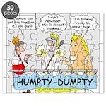 Humpty Dumpty Repair Puzzle