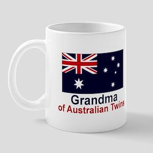 Australian Twins-Grandma Mug