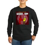 Hells Lottery Long Sleeve Dark T-Shirt