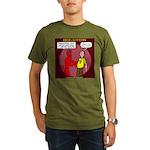 Hells Lottery Organic Men's T-Shirt (dark)
