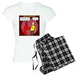 Hells Lottery Women's Light Pajamas
