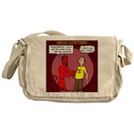 Hells Lottery Messenger Bag