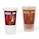 Hells Lottery Drinking Glass