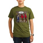 Hell AC Repair Organic Men's T-Shirt (dark)