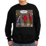 Hell AC Repair Sweatshirt (dark)