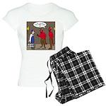 Hell AC Repair Women's Light Pajamas