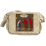 Hell AC Repair Messenger Bag