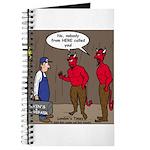 Hell AC Repair Journal