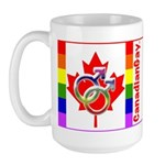 CanadianGay Large Mug