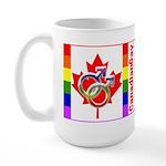 CanadianGay Large Mug