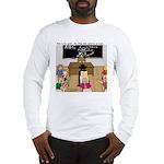 Draculas Childhood Long Sleeve T-Shirt