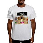 Draculas Childhood Light T-Shirt