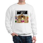 Draculas Childhood Sweatshirt