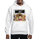 Draculas Childhood Hooded Sweatshirt