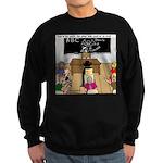 Draculas Childhood Sweatshirt (dark)