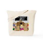 Draculas Childhood Tote Bag