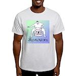 Sumogirl Ash Grey T-Shirt