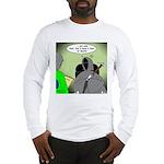 Death Afraid of Dying Long Sleeve T-Shirt