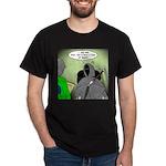 Death Afraid of Dying Dark T-Shirt