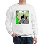 Death Afraid of Dying Sweatshirt