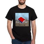 Books on Tape Dark T-Shirt