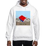 Books on Tape Hooded Sweatshirt
