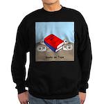 Books on Tape Sweatshirt (dark)