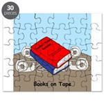 Books on Tape Puzzle