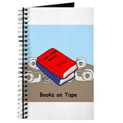 Books on Tape Journal