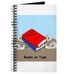 Books on Tape Journal