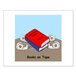 Books on Tape Small Poster
