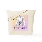 Sumogirl Tote Bag