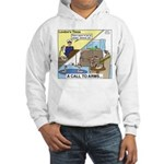 Call to Arms Hooded Sweatshirt