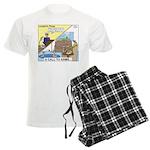 Call to Arms Men's Light Pajamas