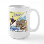 Call to Arms Large Mug