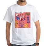 American Graffiti White T-Shirt