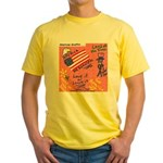 American Graffiti Yellow T-Shirt