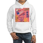 American Graffiti Hooded Sweatshirt