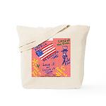 American Graffiti Tote Bag