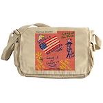 American Graffiti Messenger Bag
