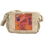 American Graffiti Messenger Bag