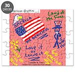 American Graffiti Puzzle