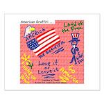 American Graffiti Small Poster