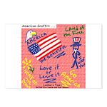 American Graffiti Postcards (Package of 8)